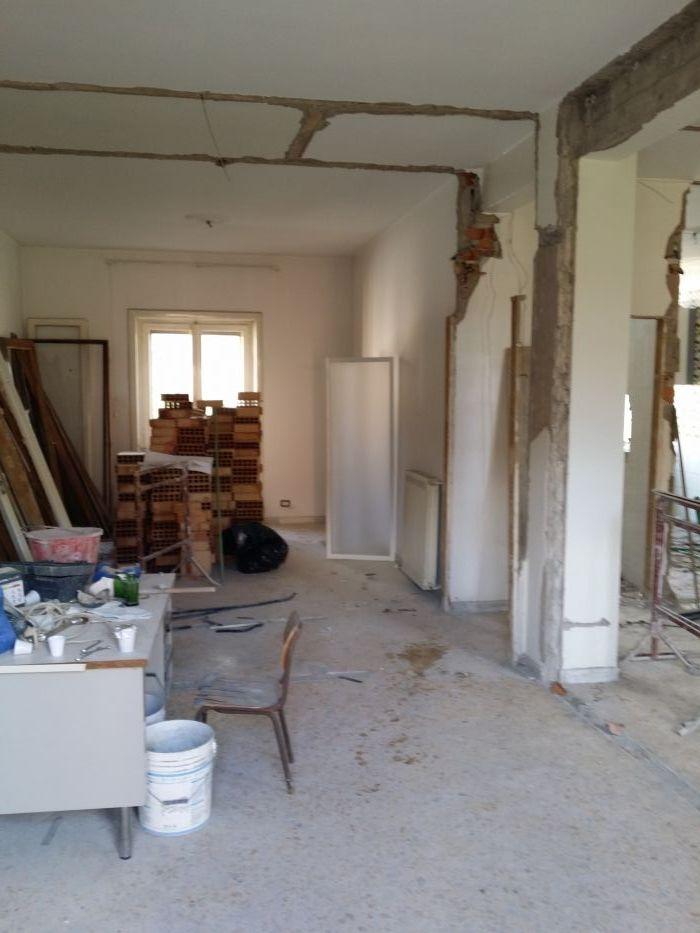 ristrutturazione appartamento chiavi in mano