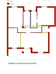 progettazione on line appartamento
