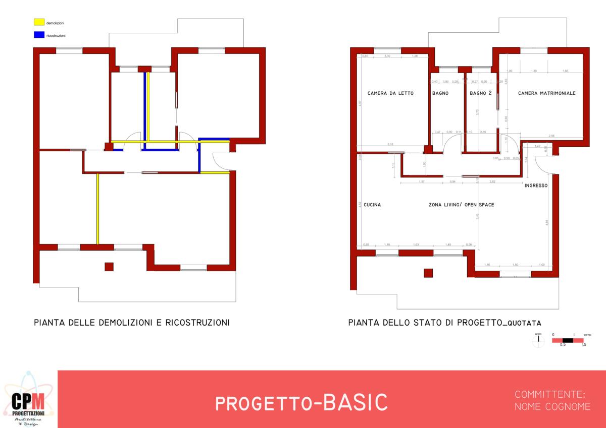 Progettazione On line – Basic | Cpm Costruzioni
